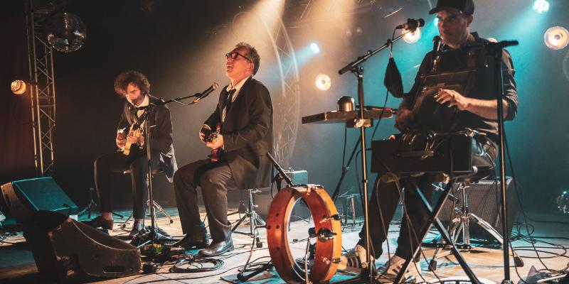 THE BLUE MONKEYS, groupe de musique Rock en représentation à Vienne - photo de couverture n° 2
