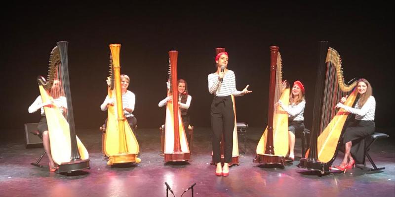 HARPSIDE, groupe de musique Electronique en représentation à Alpes Maritimes - photo de couverture n° 2