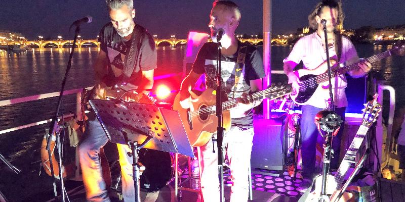 JERIKO , groupe de musique Rock en représentation à Gironde - photo de couverture n° 3
