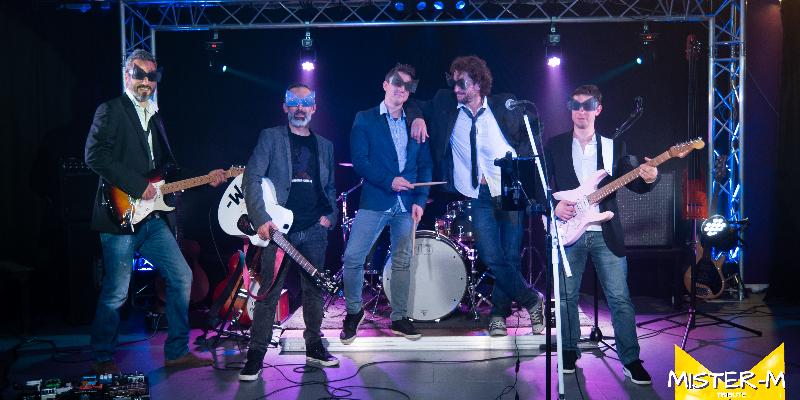 JERIKO , groupe de musique Rock en représentation à Gironde - photo de couverture n° 2