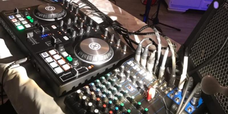 DJREV33, DJ Dj en représentation à Haute Garonne - photo de couverture