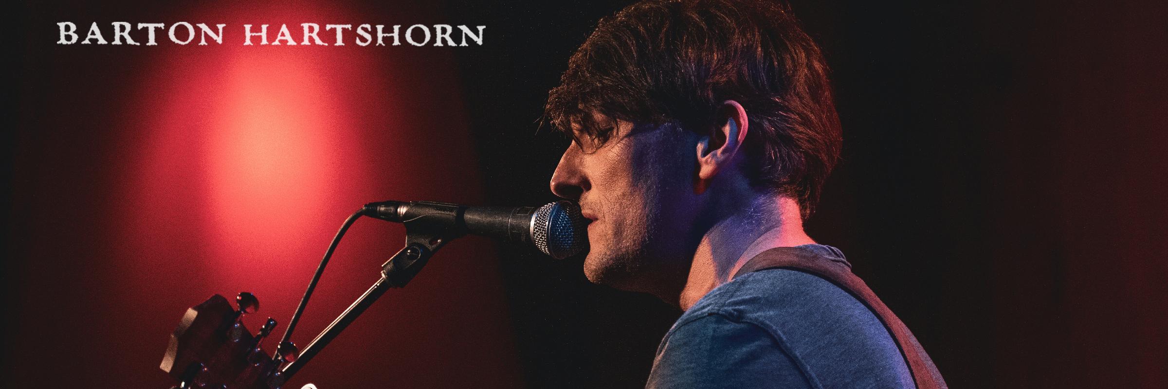 Barton Hartshorn, musicien Chanteur en représentation à Paris - photo de couverture