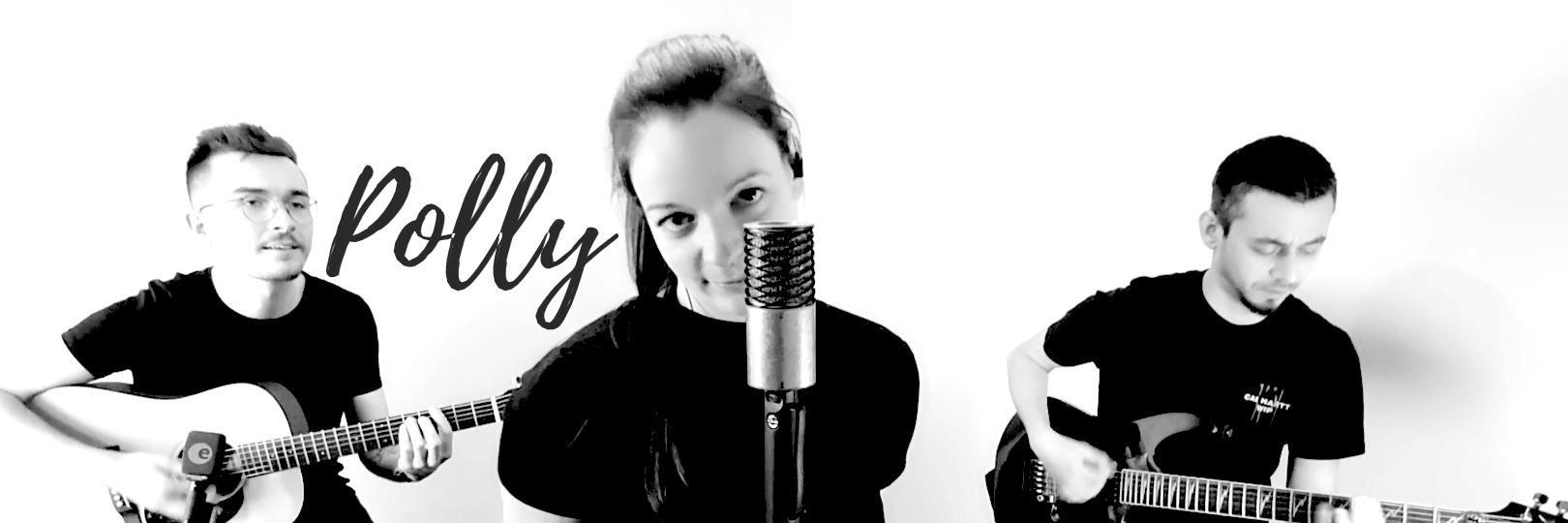 Polly, groupe de musique Chanteur en représentation à Indre et Loire - photo de couverture