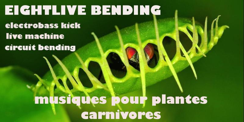 eightlive bending, musicien Electronique en représentation - photo de couverture