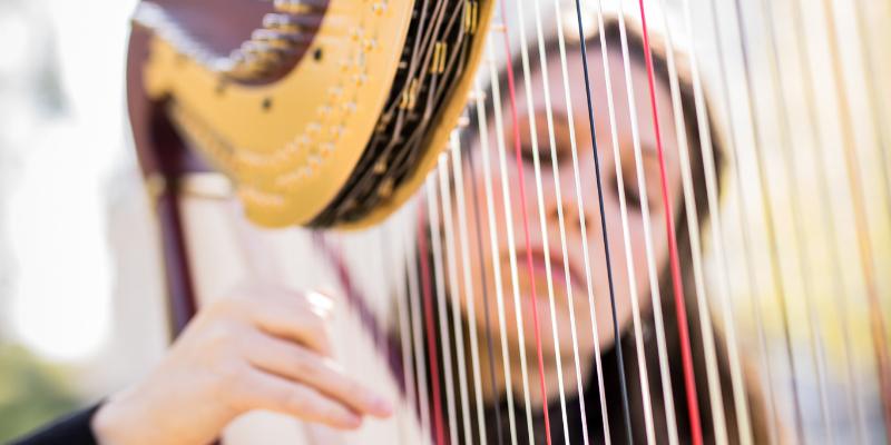Lauren, musicien Classique en représentation à Paris - photo de couverture n° 1