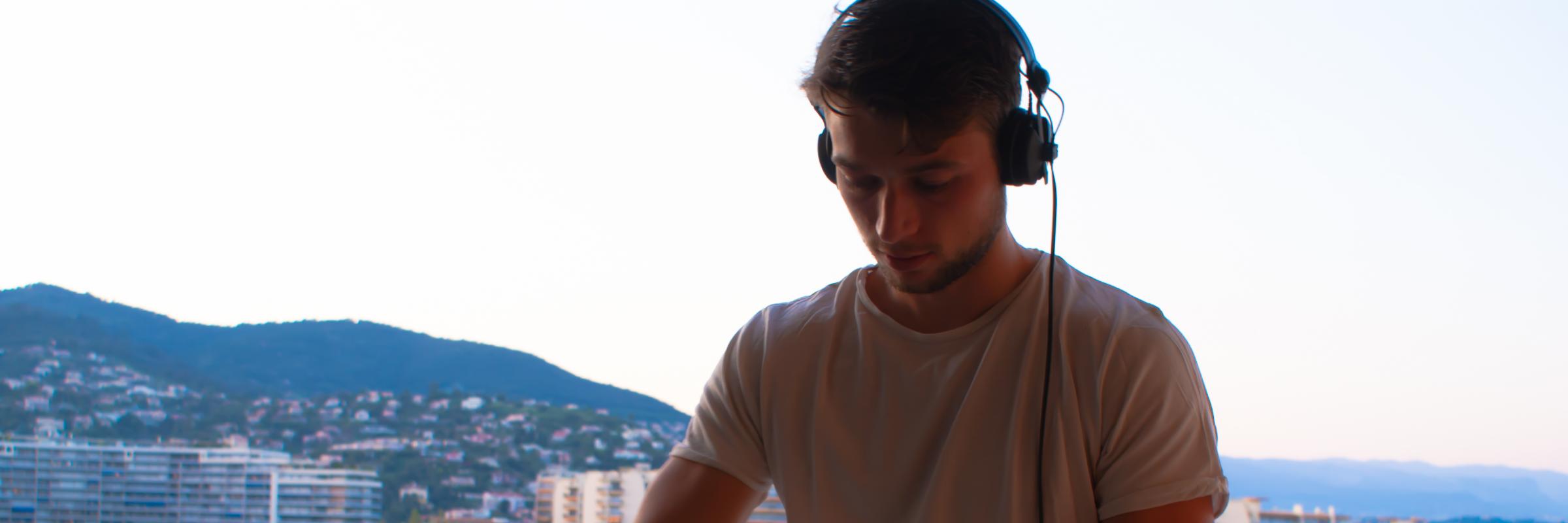Steve Whitz, DJ Dj en représentation à Alpes Maritimes - photo de couverture n° 1