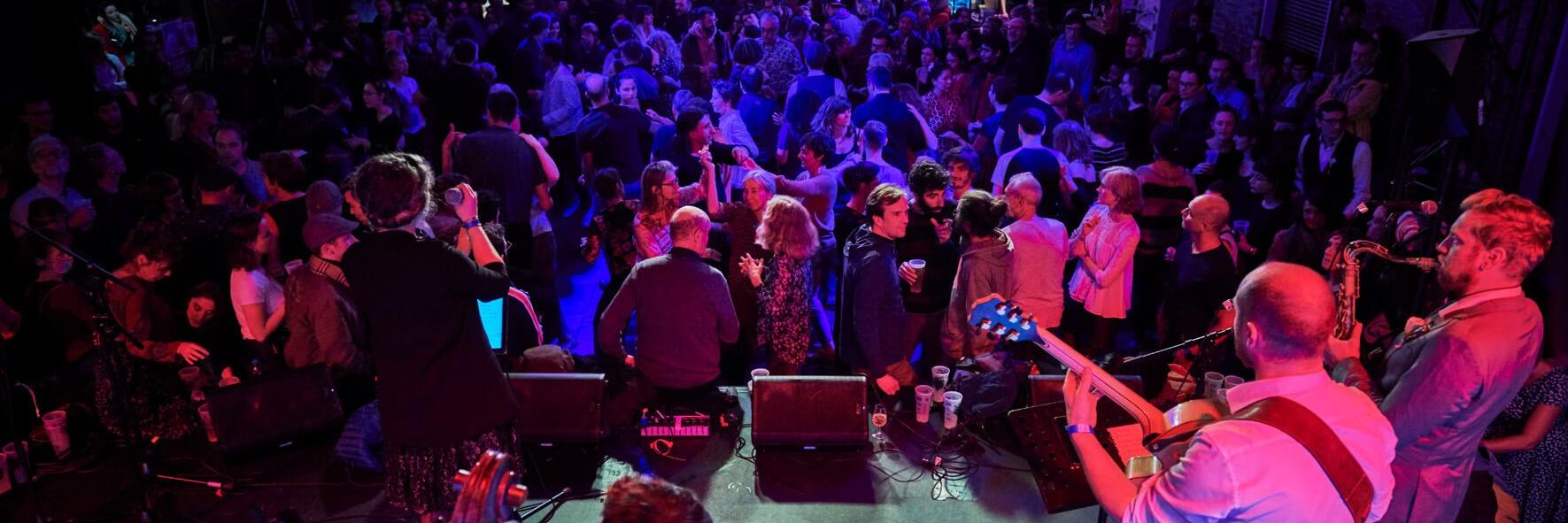 Swing Me Baby, groupe de musique Jazz en représentation à Nord - photo de couverture n° 1