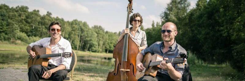 UpSwing, groupe de musique Jazz en représentation à Nord - photo de couverture