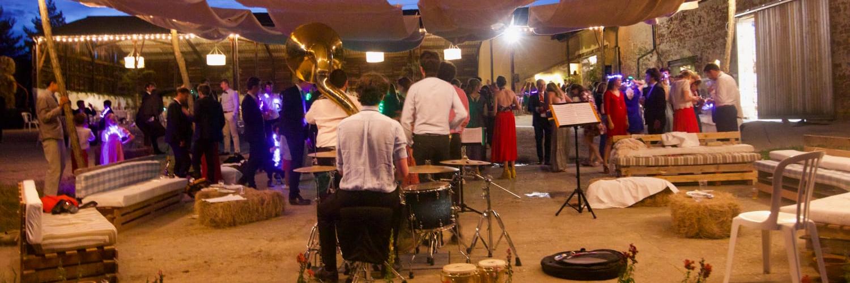 Norep', groupe de musique Jazz en représentation à Indre et Loire - photo de couverture