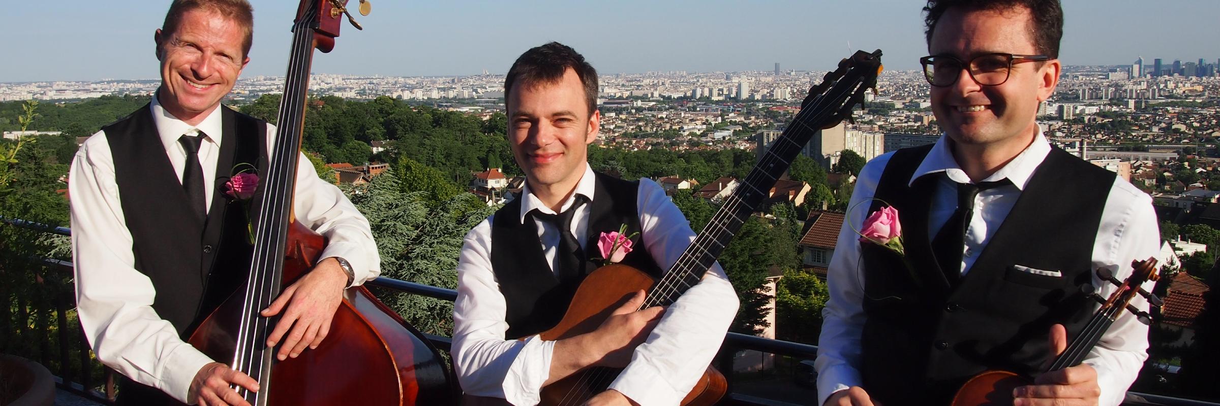 Just for Cab', musicien Guitariste en représentation à Paris - photo de couverture n° 1