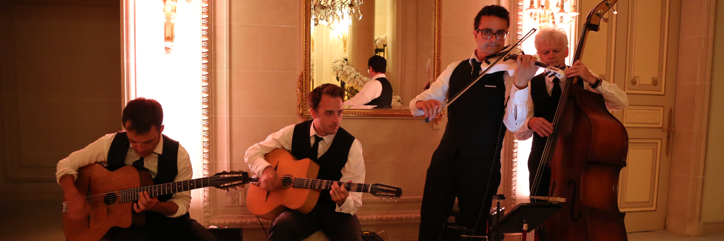 Just for Cab', musicien Guitariste en représentation à Paris - photo de couverture n° 2