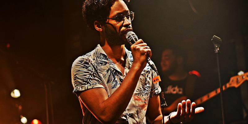 YØRK, musicien Chanteur en représentation - photo de couverture n° 1
