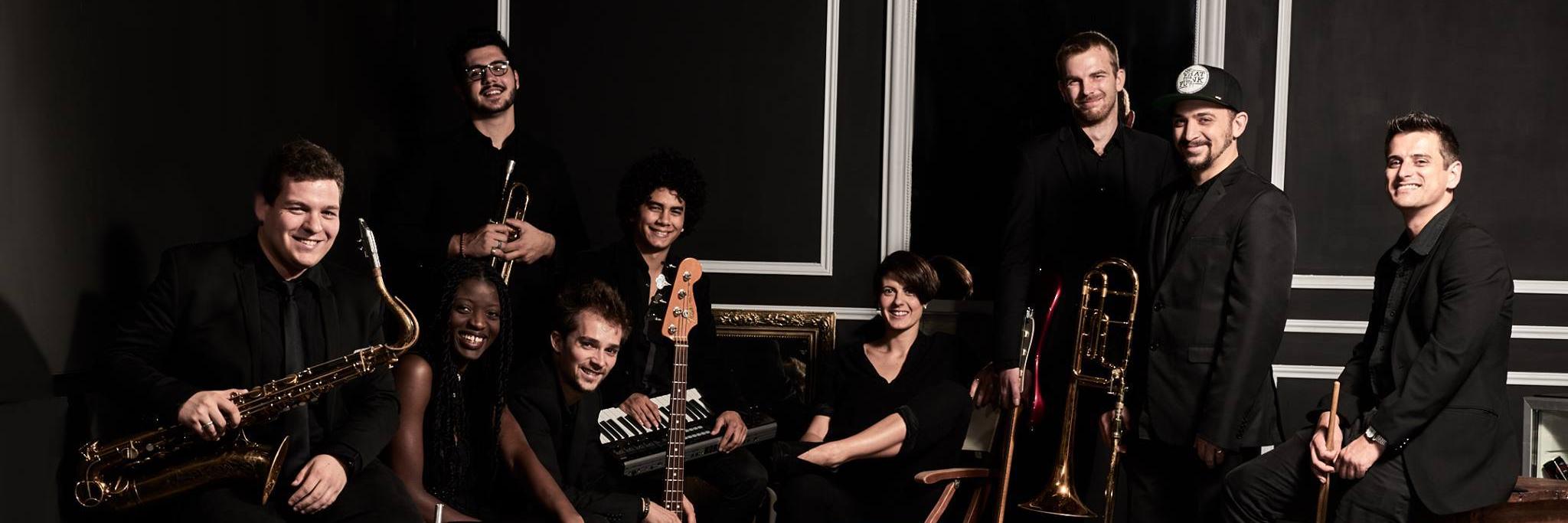 So What The Funk, groupe de musique Soul en représentation à Seine et Marne - photo de couverture n° 1