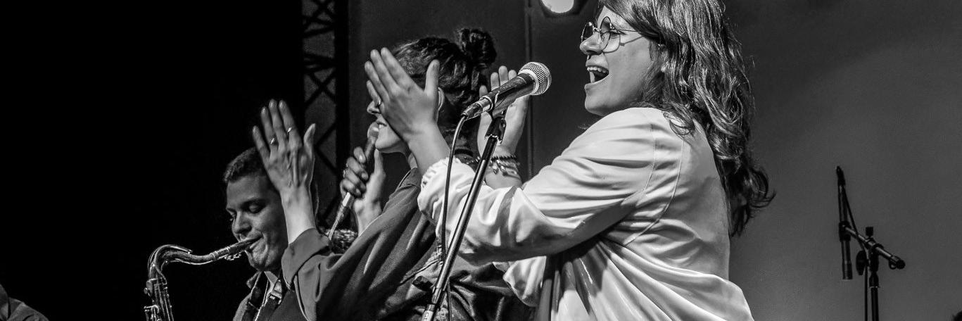 So What The Funk, groupe de musique Soul en représentation à Seine et Marne - photo de couverture n° 3