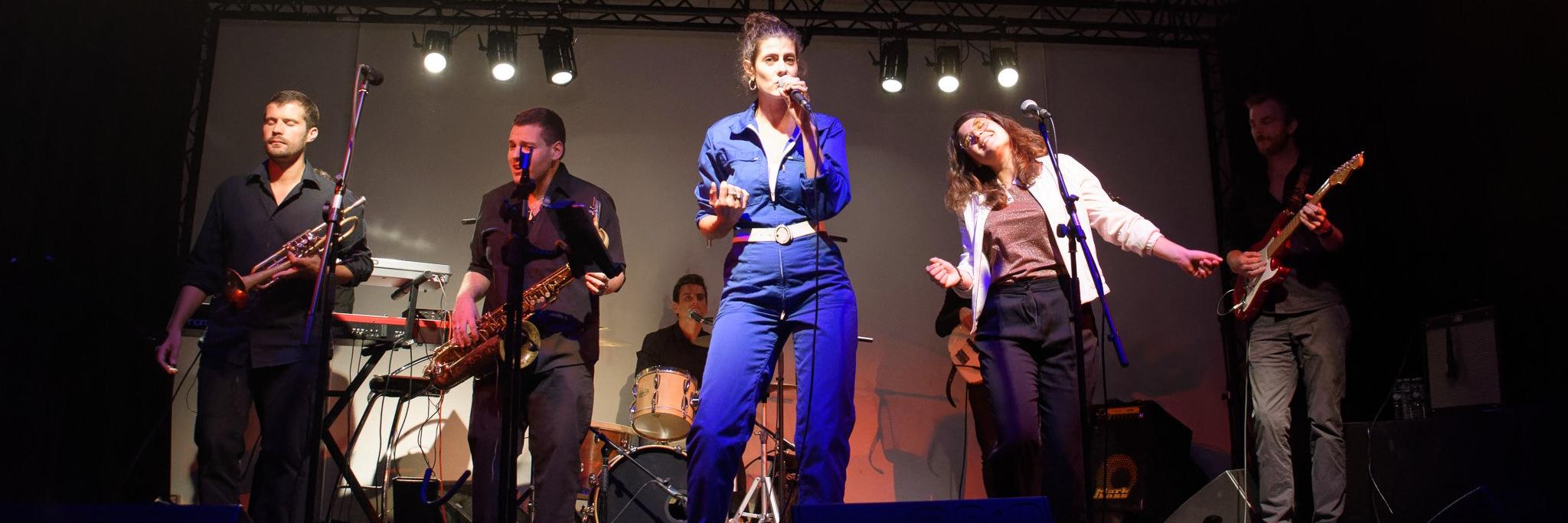 So What The Funk, groupe de musique Soul en représentation à Seine et Marne - photo de couverture n° 4