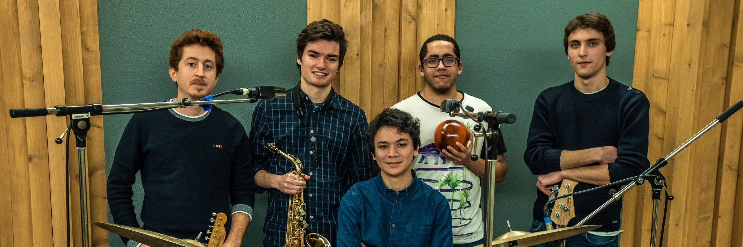 Arlet Feuillard (trio-quintet-septet), groupe de musique Pianiste en représentation à Paris - photo de couverture n° 5