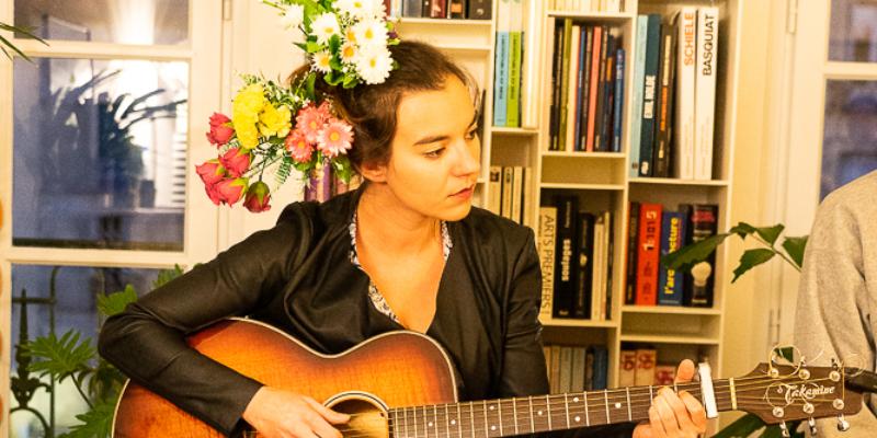 Anita's Revenge, musicien Rock en représentation à Val de Marne - photo de couverture n° 2