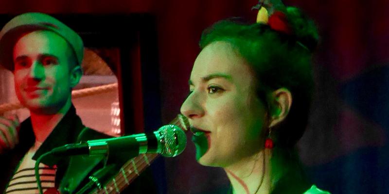 Anita's Revenge, musicien Rock en représentation à Val de Marne - photo de couverture n° 1