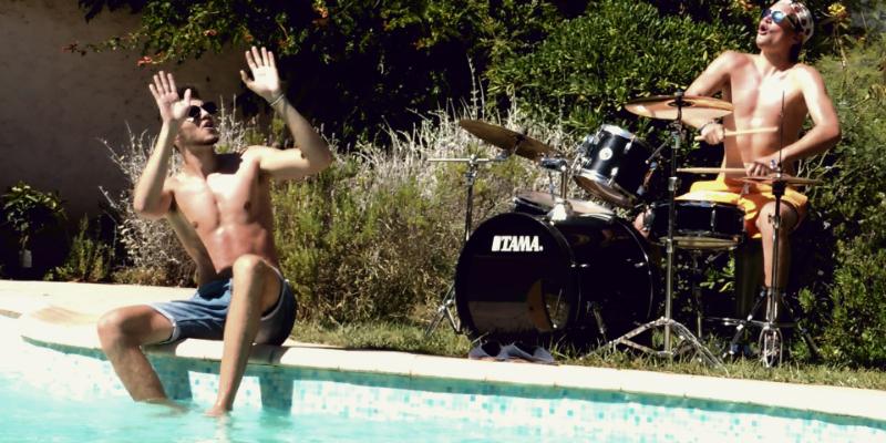 TIMELAPSE , groupe de musique Pop en représentation à Val d'Oise - photo de couverture