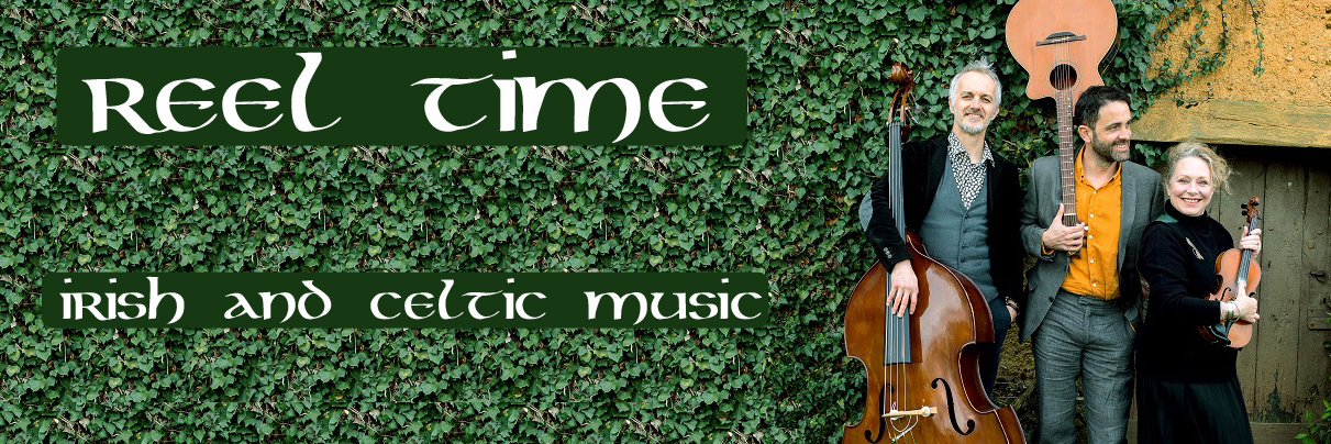 Reel Time, groupe de musique Musique Irlandaise en représentation à Ille et Vilaine - photo de couverture