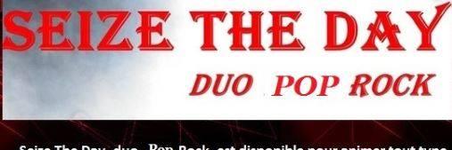 Seize The Day Duo Pop/Rock, musicien Chanteur en représentation à Haute Garonne - photo de couverture n° 3