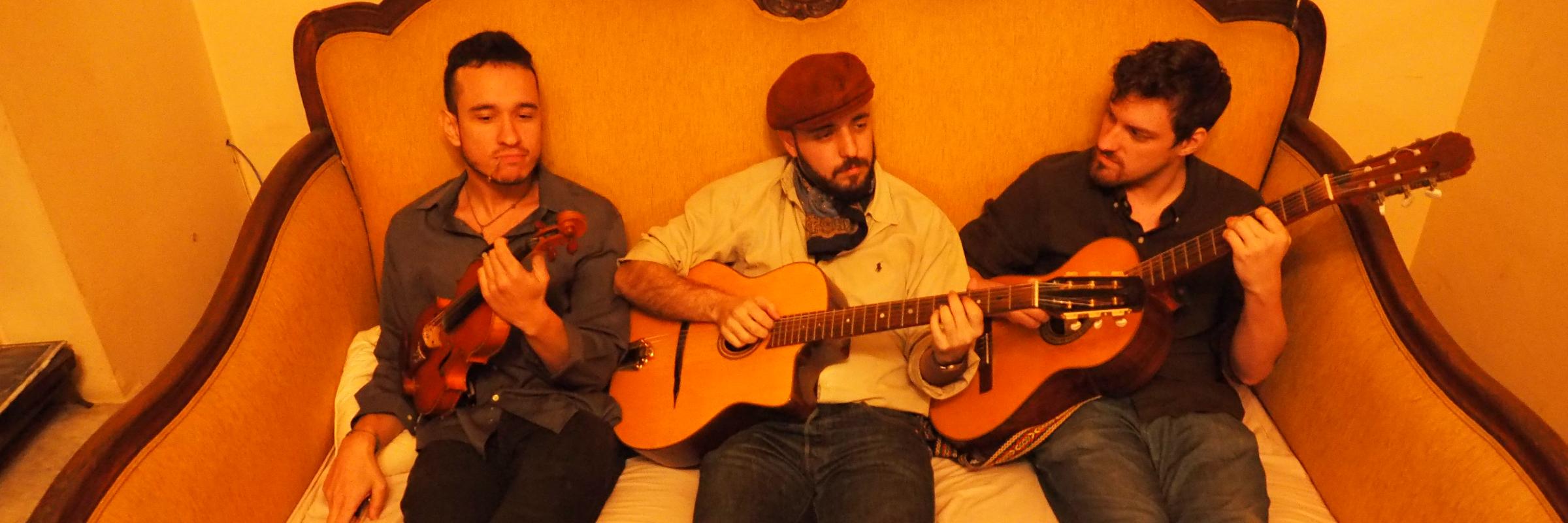 Mango Swing, groupe de musique Jazz en représentation à Gironde - photo de couverture n° 4