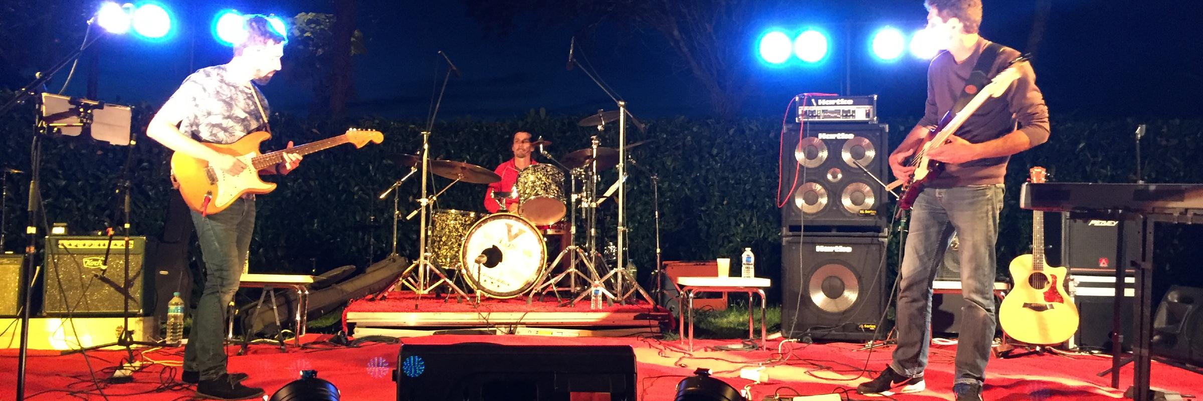 Bending point, groupe de musique Rock en représentation à Gironde - photo de couverture