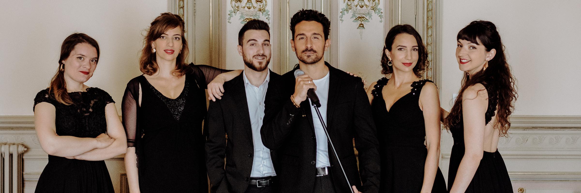 Madame Et Cætera, groupe de musique Chanteur en représentation à Haute Garonne - photo de couverture n° 3