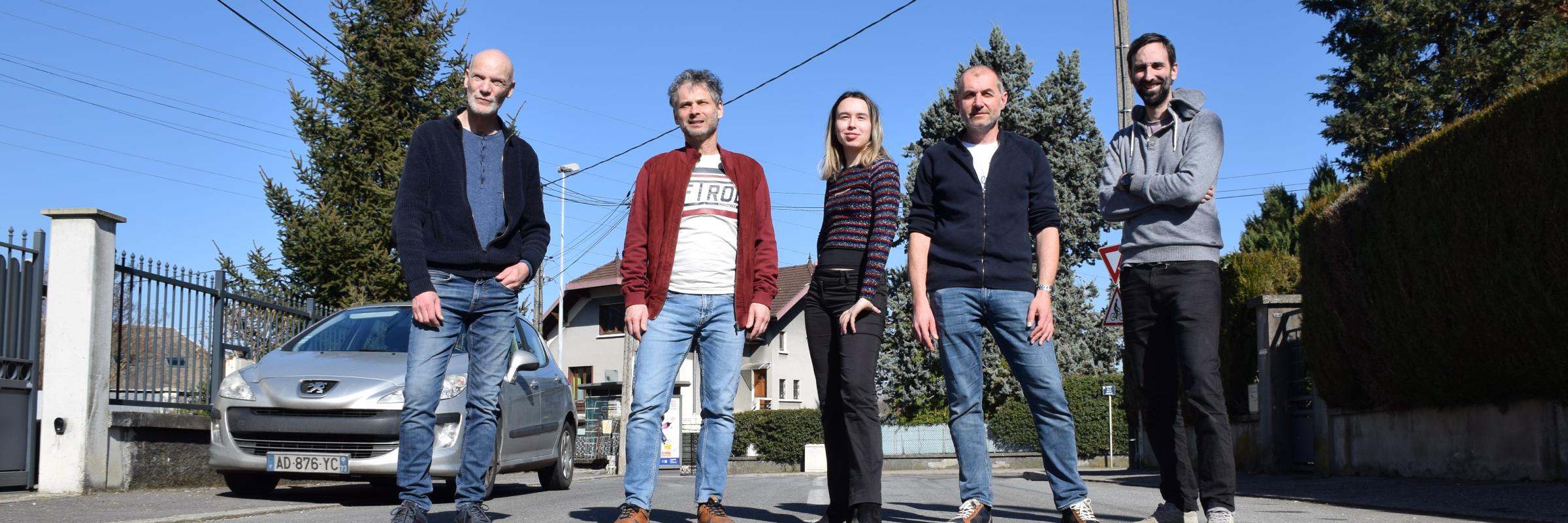 Groop 32, groupe de musique Rock en représentation à Savoie - photo de couverture n° 1