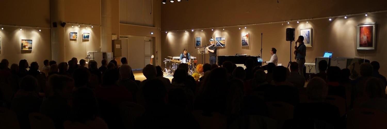Slap, groupe de musique Jazz en représentation à Rhône - photo de couverture