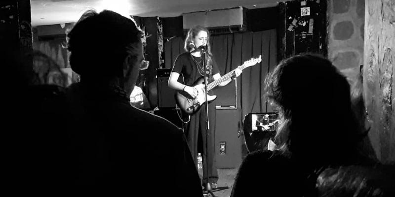 Martina Gouët, groupe de musique Rock en représentation - photo de couverture n° 2