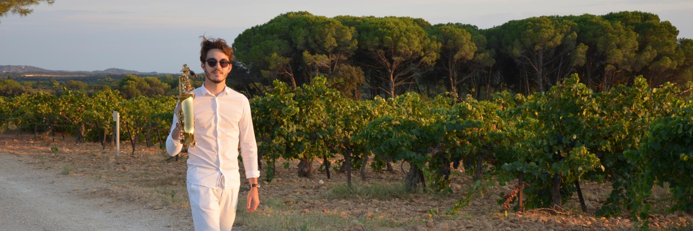 Léo Piard, musicien Electronique en représentation à Vaucluse - photo de couverture n° 1