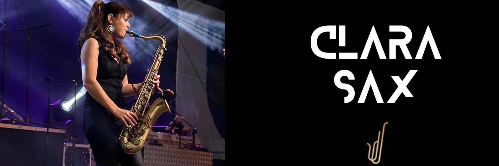 Clara SAX, musicien Soul en représentation à Hérault - photo de couverture n° 2
