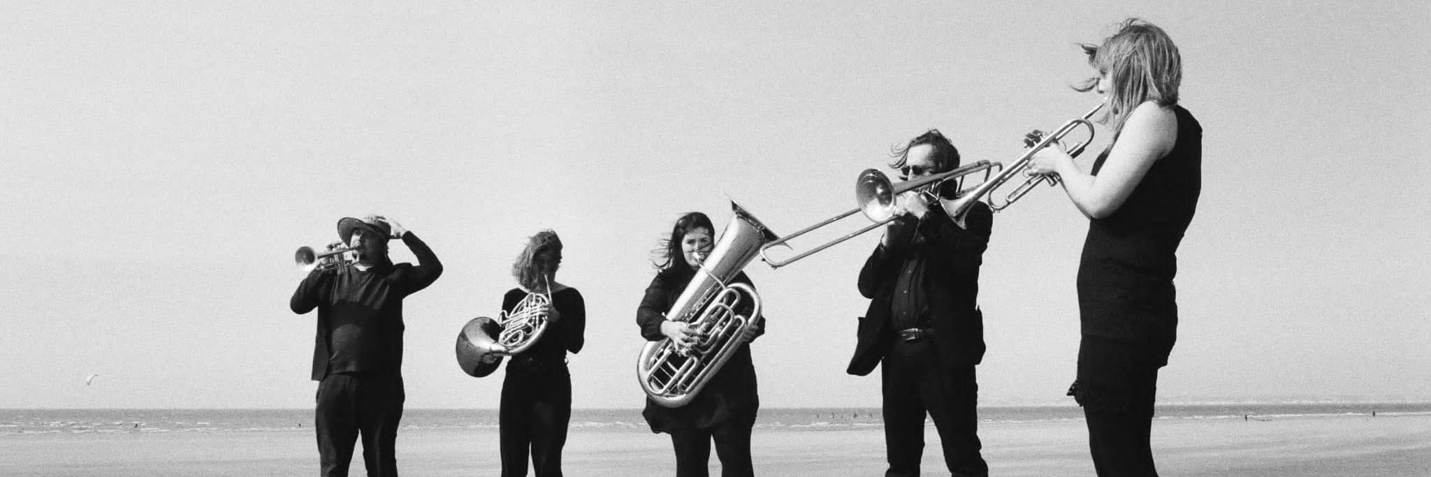 Q5 - Brass Quintet, groupe de musique Film en représentation à Paris - photo de couverture n° 1