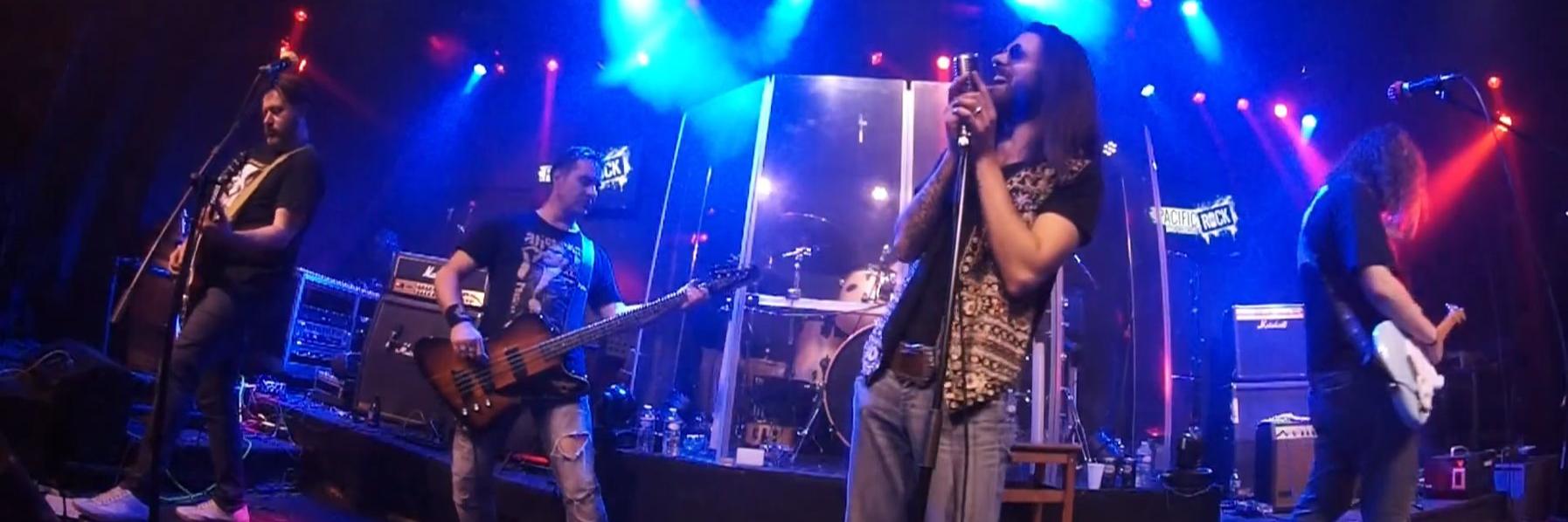Seattle, groupe de musique Rock en représentation à Val d'Oise - photo de couverture