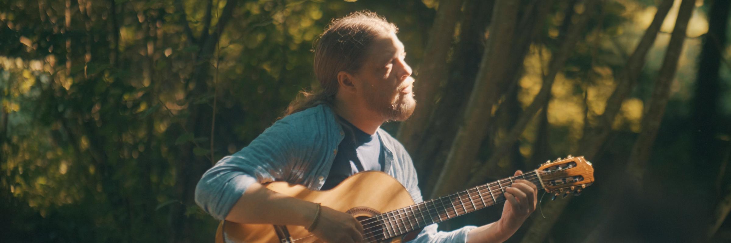 Marc Vidabreve, musicien Guitariste en représentation à Val d'Oise - photo de couverture n° 4