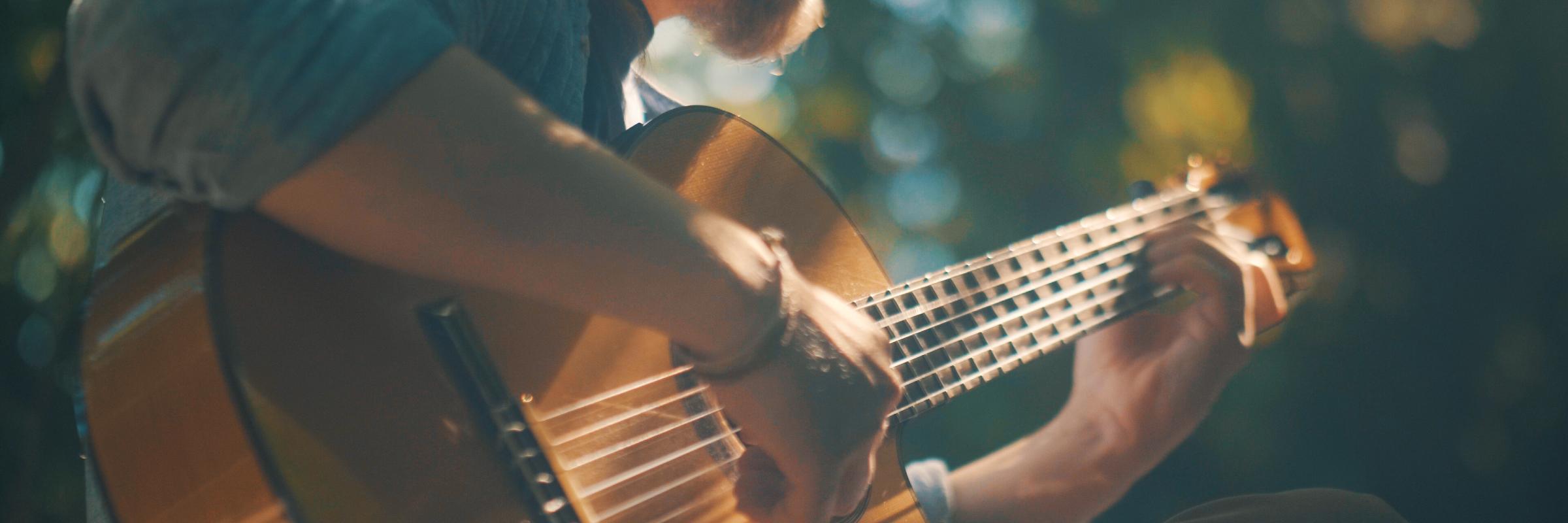 Marc Vidabreve, musicien Guitariste en représentation à Val d'Oise - photo de couverture n° 5
