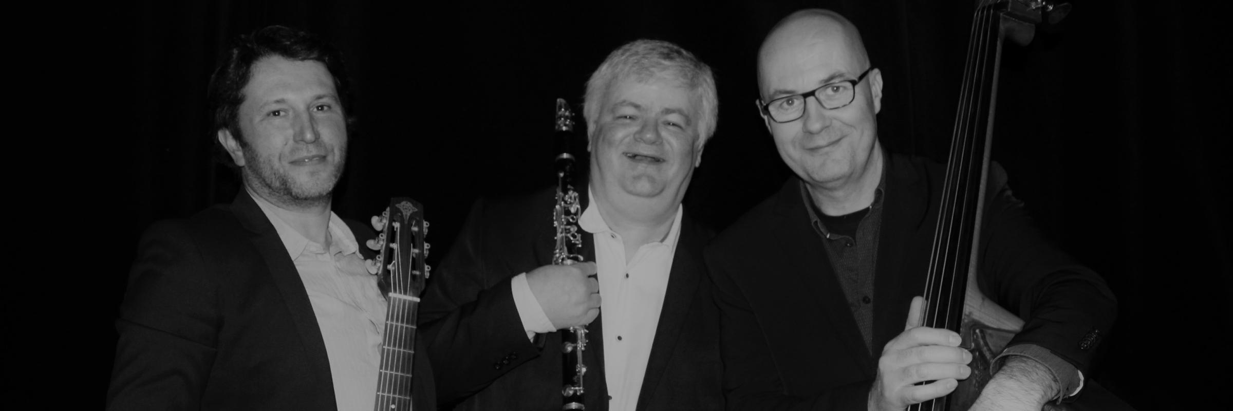 Swing Connexion, groupe de musique Jazz en représentation à Maine et Loire - photo de couverture