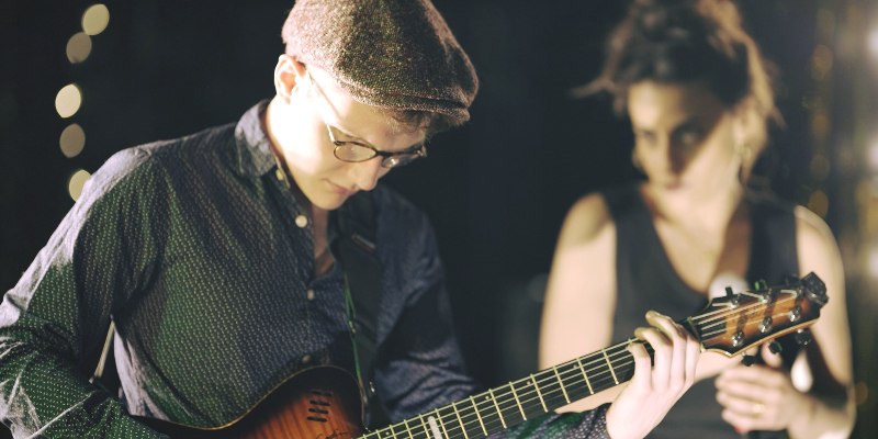 Sueña, groupe de musique Jazz en représentation à Paris - photo de couverture n° 2