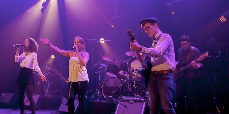 Sueña, groupe de musique Jazz en représentation à Paris - photo de couverture n° 1