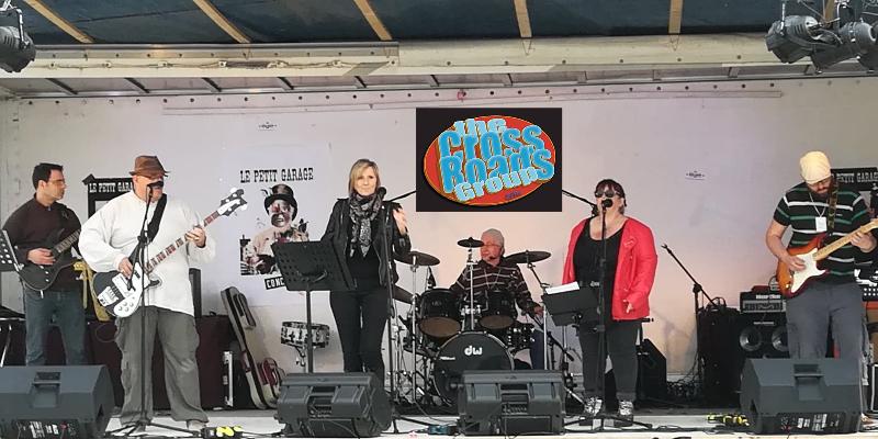 The Crossroads Group, groupe de musique Rock en représentation - photo de couverture n° 2