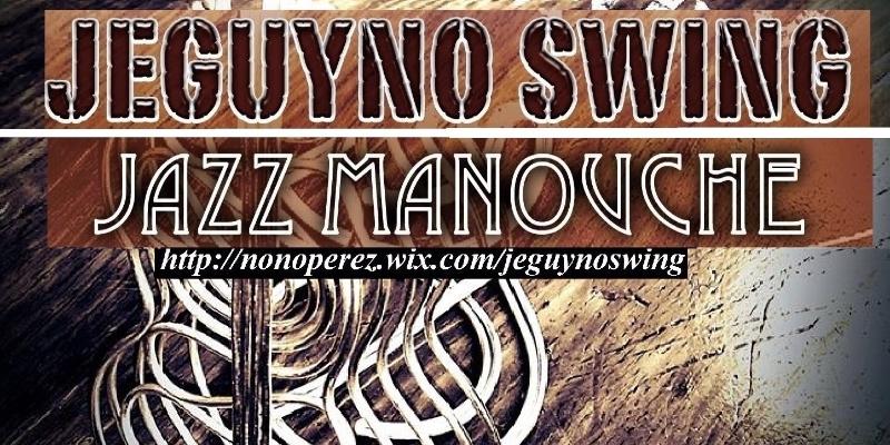 Jéguyno swing, musicien Guitariste en représentation à Hauts de Seine - photo de couverture
