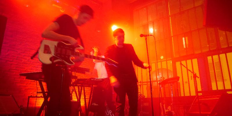 Grand Rapid, groupe de musique Rock en représentation - photo de couverture n° 1