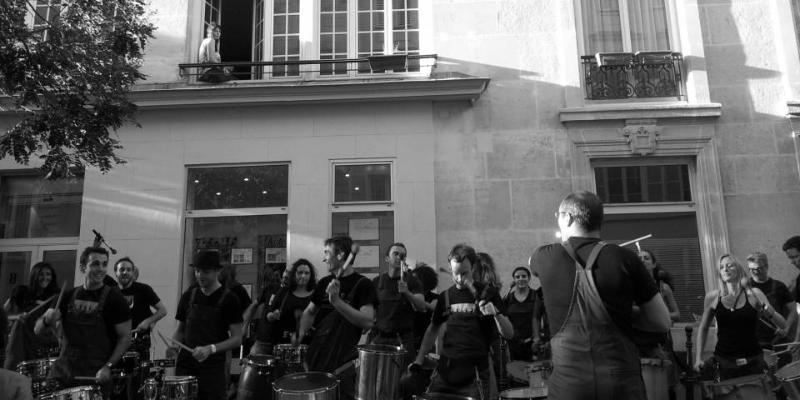 DRUMTEAM, groupe de musique Musiques du monde en représentation - photo de couverture n° 2
