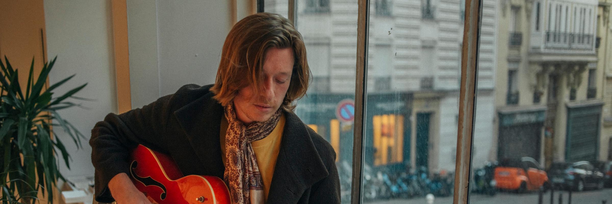 Peter Deaves, musicien Jazz en représentation à Paris - photo de couverture n° 1