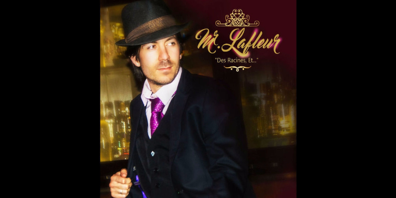 Mr Lafleur, musicien Soul en représentation - photo de couverture