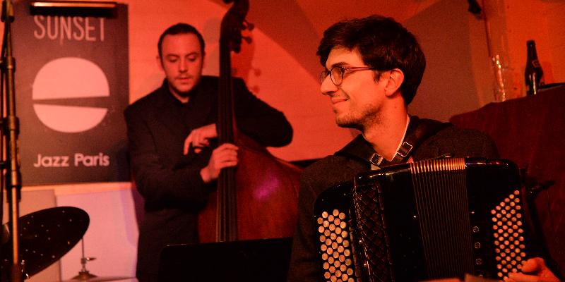 Nicolas Almosni, groupe de musique Jazz en représentation à Paris - photo de couverture n° 1