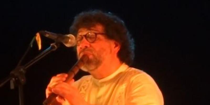 Gerardo Gutiérrez Bernal, groupe de musique Musiques du monde en représentation - photo de couverture n° 1