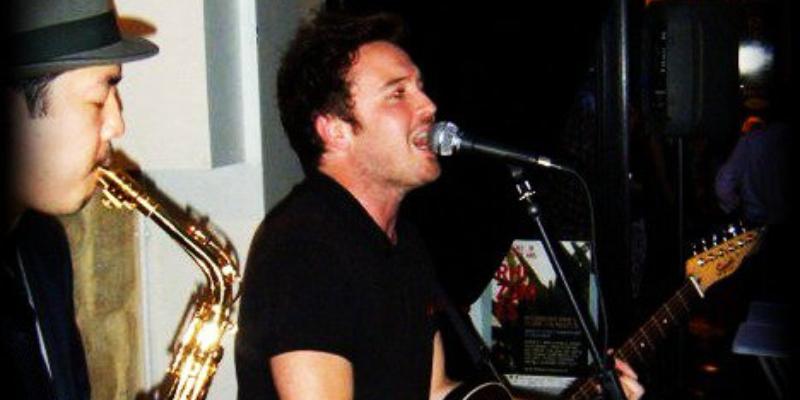 Tristan Gauthier, musicien Rock en représentation - photo de couverture n° 3