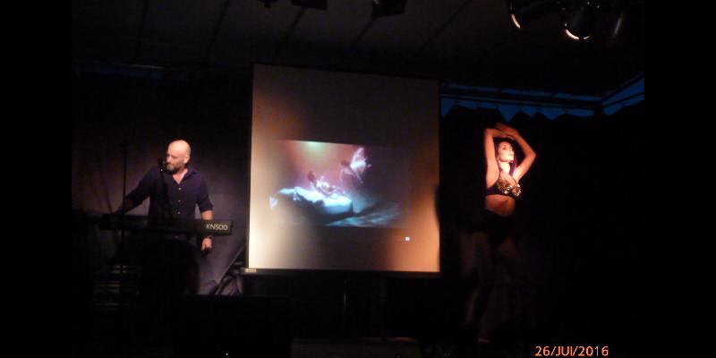 OMNISPHERE, musicien Electronique en représentation - photo de couverture